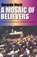 A Mosaic of Believers Book PDF