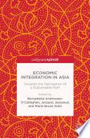 Economic Integration In Asia Book PDF