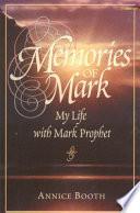 Memories of Mark Book