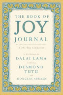 The Book of Joy Journal