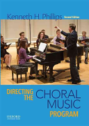 Directing the Choral Music Program Book PDF