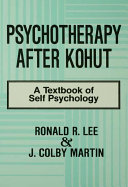 Psychotherapy After Kohut