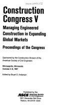 Construction Congress V