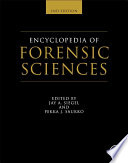 Encyclopedia of Forensic Sciences Book