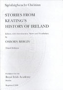 Stories from Keating s History of Ireland