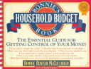 Bonnie s Household Budget Book