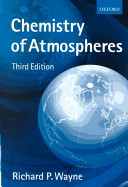 Chemistry of Atmospheres