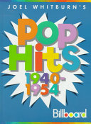 Joel Whitburn s Pop Hits  1940 1954