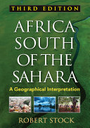 Africa South of the Sahara  Third Edition