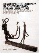 Rewriting the Journey in Contemporary Italian Literature [Pdf/ePub] eBook