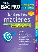 Pdf Objectif Bac Pro - Toutes les matières - 1ère et Term Bac Pro Commerce Telecharger