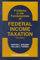 Problems in the Fundamentals of Federal Income Taxation