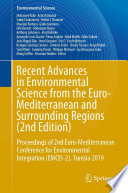 Recent Advances in Environmental Science from the Euro-Mediterranean and Surrounding Regions (2nd Edition)
