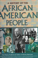 A History Of The African American People [Pdf/ePub] eBook