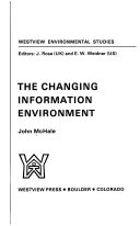 The Changing Information Environment