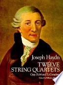 Twelve string quartets