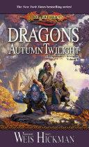 Pdf Dragons of Autumn Twilight