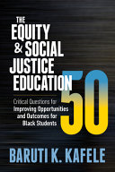 The Equity and Social Justice Education 50