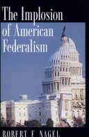 The Implosion of American Federalism - Seite 181