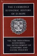 """""""The"""" Cambridge Economic History of Europe"""