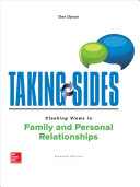 Taking Sides  Clashing Views in Family and Personal Relationships