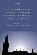 The Development of International Law by the International Court of Justice Pdf/ePub eBook
