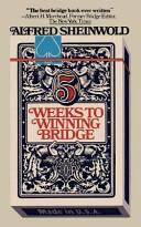 5 Weeks to Winning Bridge Book