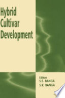 Hybrid Cultivar Development Book