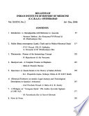 Bulletin of the Indian Institute of History of Medicine