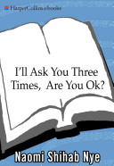 I'll Ask You Three Times, Are You OK?