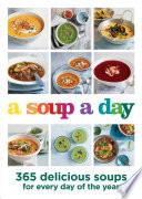 A Soup a Day Book PDF