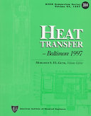 Heat Transfer  Baltimore 1997