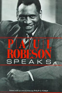 Paul Robeson Speaks