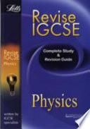 Revise Igcse Physics Book PDF