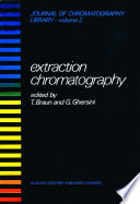 Extraction Chromatography Book