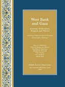 The West Bank and Gaza