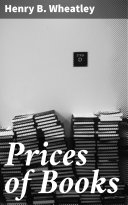 Prices of Books [Pdf/ePub] eBook
