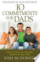 10 Commitments for Dads Book PDF