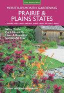 Prairie & Plains States Month-by-Month Gardening