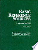 Basic Reference Sources