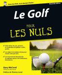 Le Golf pour les Nuls, nouvelle édition [Pdf/ePub] eBook