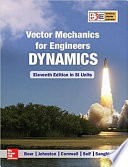 Vector Mechanics for Engineers: