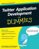 Twitter Application Development For Dummies