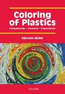 Coloring of Plastics