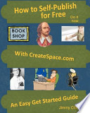 How to Self-Publish for Free With Createspace.com