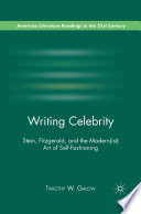 Writing Celebrity