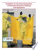 Guideline for the Decontamination of Chemical Protective Clothing and Equipment