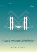 Pdf Les Associations d'immigrés albanais en Suisse Telecharger