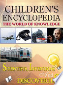CHILDREN S ENCYCLOPEDIA   SCIENTISTS  INVENTIONS AND DISCOVERIES
