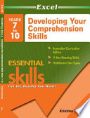 Developing Your Comprehension Skills